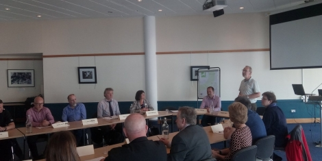 First Meeting of Dundee Drug Misuse Commission Image