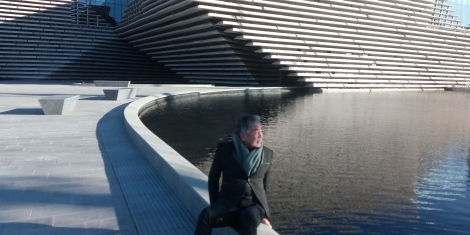 Architect sees V&A Dundee vision realised Image