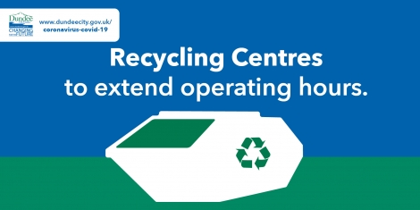 Recycling Centres to expand capacity Image