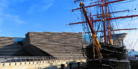 £187million tourism boost for Dundee Image