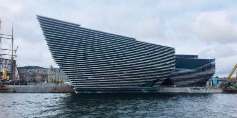 V&A Dundee Shortlisted for Prestigious Award Image