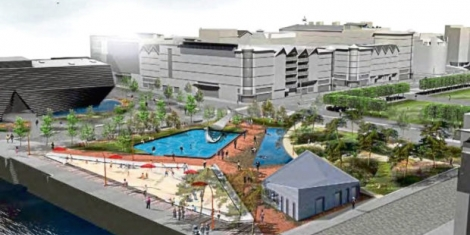 Waterfront Place tender Image