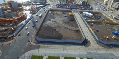 Waterfront development contract Image