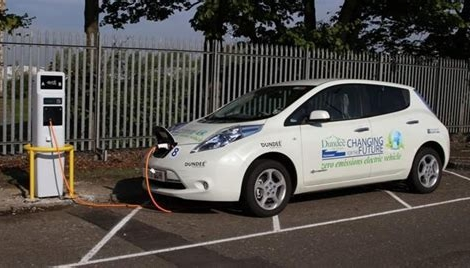 EV charger contracts Image