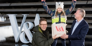 V&A Dundee welcomes millionth visitor Image
