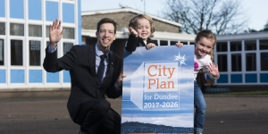 Dundee's Vision for the Future set out in the City Plan  Image