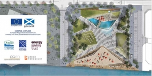 Waterfront Place Active Travel Hub Image