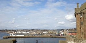 Broughty Ferry Flood Prevention Works Image