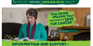 Over 100 Cancer Patients in Dundee Supported by New Service Image
