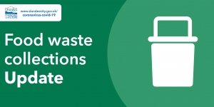 Food waste collections to resume in Dundee Image