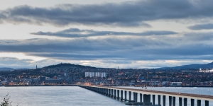"Dundee named ""Scotland's Coolest City"" Image"