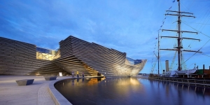 'Absolutely amazing' V&A Dundee visitor numbers hailed Image