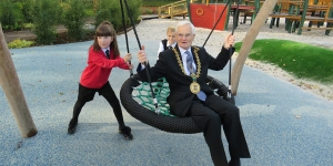 New Camperdown Play Area Opened Image