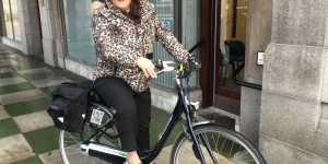 On your bike for an active Dundee Image