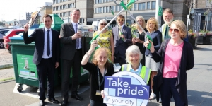 Take Pride in Dundee tackles recycling Image