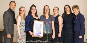 Scottish Adult Learning Partnership Awards Image