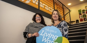 Waracle Celebrate Committment to Real Living Wage Image