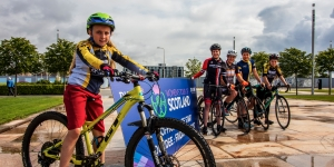 Dundee Start for Women's Tour of Scotland  Image