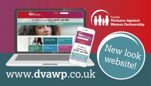 New Violence Against Women Website Launched Image