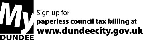 My Dundee paperless billing