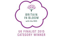 Britain in Bloom 2015 Logo