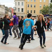 Scottish Country Dancing for Children Image