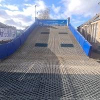 Dry Slope Skiing Beginner  Image