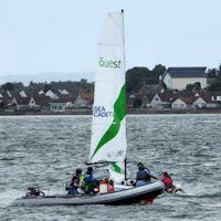RYA Youth Sailing Stage 2 and 3 Image