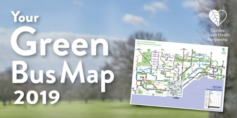 Green Bus Map image