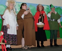 Charity Pantomime - Local Management Group
