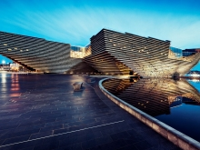 V and A Dundee