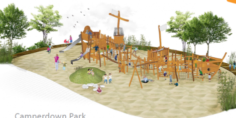 Camperdown Play Area Improvments  Image