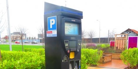 West End car park improvements Image
