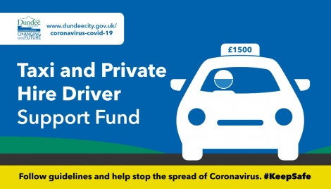 Taxi and Private Hire Driver Support Fund Image