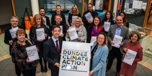 Dundee Climate Action Plan Launched  Image
