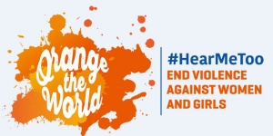 16 Days of Activism Against Gender Based Violence Image