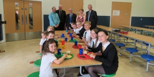 What's for Lunch? New School Menu Launched Image