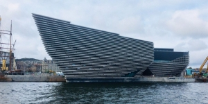 Council Leader welcomes V&A Dundee's inclusion in 2019's Greatest Places Image