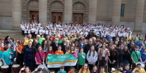 Dundee Year of Young People Launch Image