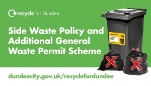 New side waste policy & additional general waste bin scheme Image