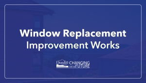Window replacement improvement works Image