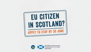Seven days to apply for settled status Image