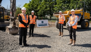 Work Begins on Mill O'Mains Community Facilities Image